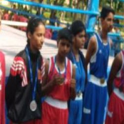 CBSE  East Zone Boxing Championship